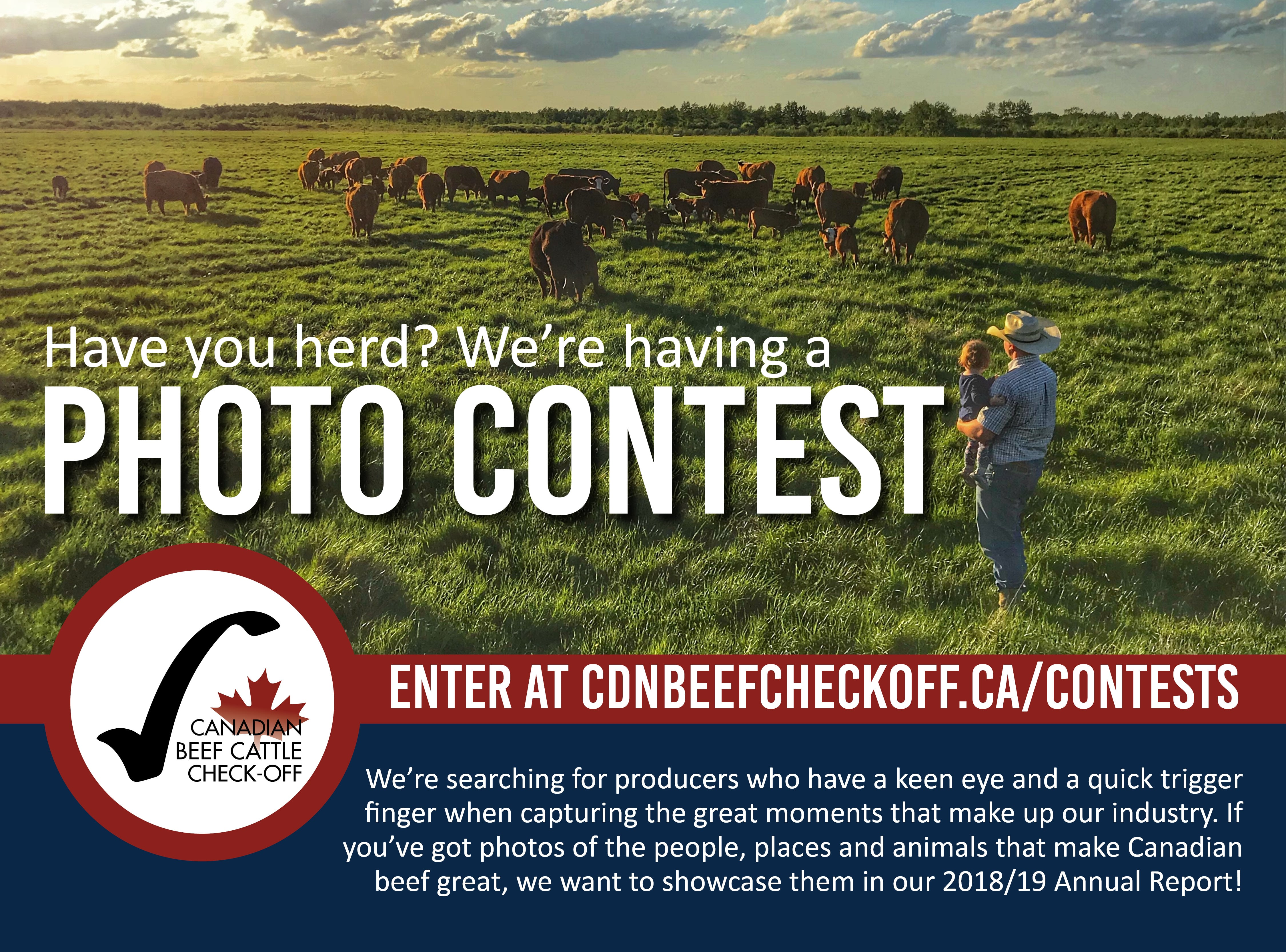 Contest – Submit your Farm & Ranch Photos - Canadian Beef